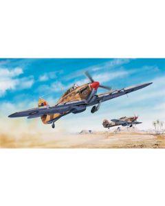 Trumpeter 02416 Hurricane Mk.II C/Trop 1/24