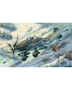 Trumpeter 03218 Junkers Ju 87G-2 Stuka 1/32