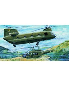 """Trumpeter 05104 CH-47A """"Chinook"""" 1/35"""