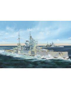 Trumpeter 05324 Battleship HMS Queen Elizabeth 1943 1/350