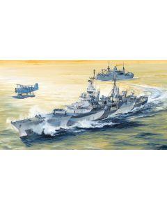 Trumpeter 05327 USS Indianapolis CA-35 1944 1/350