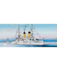 Trumpeter 05338 Russian Navy Tsesarevich Battleship 1904 1/350