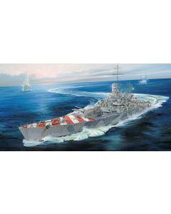Trumpeter 05777 Italian Navy Battleship RN Roma 1943 1/700