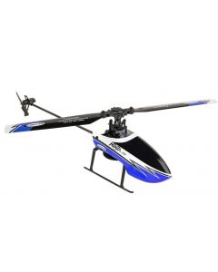 Twister Ninja 250 Blue Flybarless Helicopter 6-Axis Stabilization & Altitude Hold
