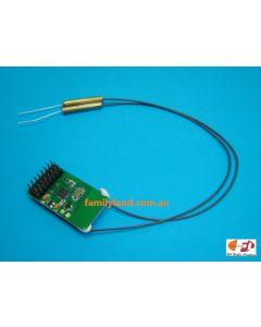 Twister 6606235 TWISTER QUATTRO X  Receiver Board