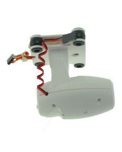 Twister 6606400 TWISTER QUATTRO-X 1280 x 720 Pixels CAMERA w/TILT SERVO & MICRO SD CARD