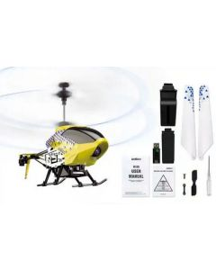 UDI U12S 2.4Ghz WIFI & FPV Mini Helicopter with Camera RTF