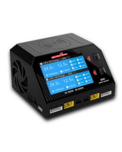 Ultra Power UP6+ AC/DC Dual Output 600W Charger