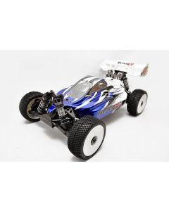 Hobao 1/8 Hyper VS Buggy EP RTR w/ Blue Body (Ultra LX3e)