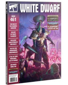 Games Workshop WD02 Magazine White Dwarf 461 Feb 2021 (60249999603)