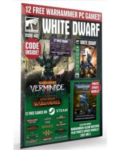 Games Workshop WD03 Magazine White Dwarf 462 Mar 2021 (60249999604)
