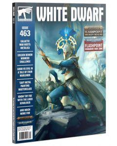 Games Workshop WD04 Magazine White Dwarf 463 Apr 2021 (60249999605)