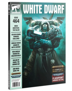 Games Workshop WD05 Magazine White Dwarf 464 May 2021 (60249999606)