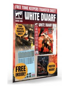Games Workshop WD06 Magazine White Dwarf 465 June 2021 (60249999607)