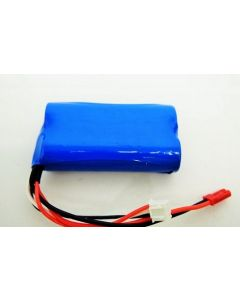 WL Toys 912-025 1500mAh, 7.4V Li-Ion Battery with JST Connector (Replace Double Horse 9117-23, 9053-26)
