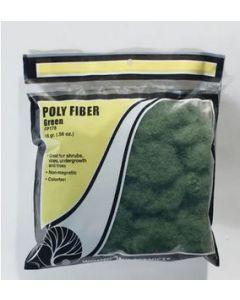 Woodland Scenics FP178 Poly Fiber - Green 16g (0.56oz)