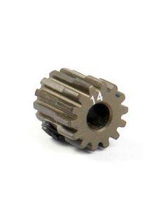 Xray 305914 Narrow Pinion Gear Alu Hard Coated 14T/48