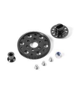 Xray 324101 Slipper Eliminator - LCG - Set