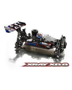 Xray XB8 2015 Specs 1/8 Luxury Off-Road Nitro Buggy Kit