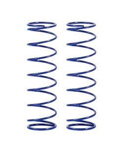 Xray 358286 Rear Spring Set C = 0.61 - Blue (2)  1/8