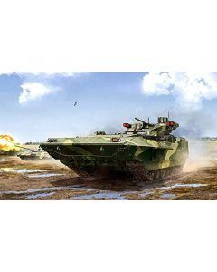 "Zvezda 5057 TBMP T-15 ""Armata"" Russian Heavy Infantry Fighting Vehicle 1/72"